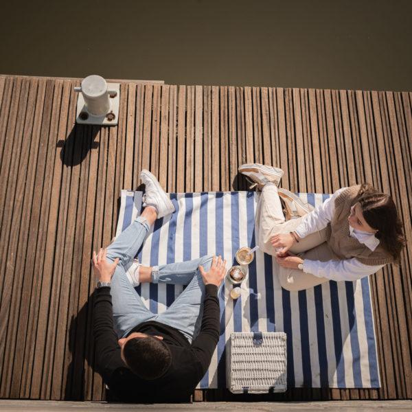 Picknickmand (2 Personen)